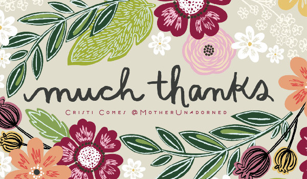 Minted Custom Cards {Review}
