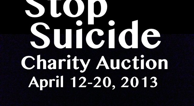 Stop Suicide Auction Preview
