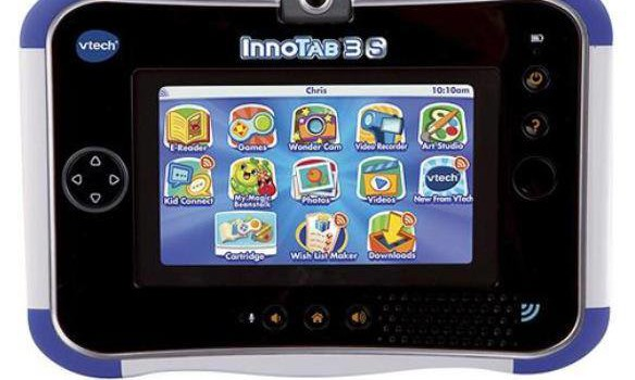 {CLOSED} Item 1: VTech InnoTAB3s with WIFI