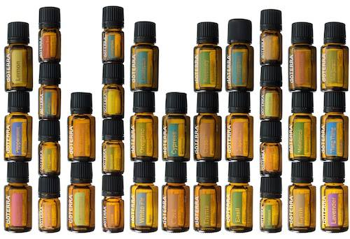 {CLOSED} Item 12: $25 for doTERRA Essential Oils