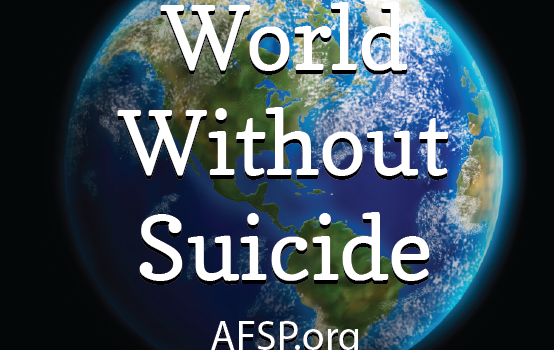 What's Happening: Suicide Prevention Week Sept 9-15