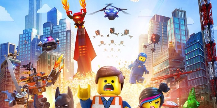 The Lego Movie Digital Copy is NOW Available