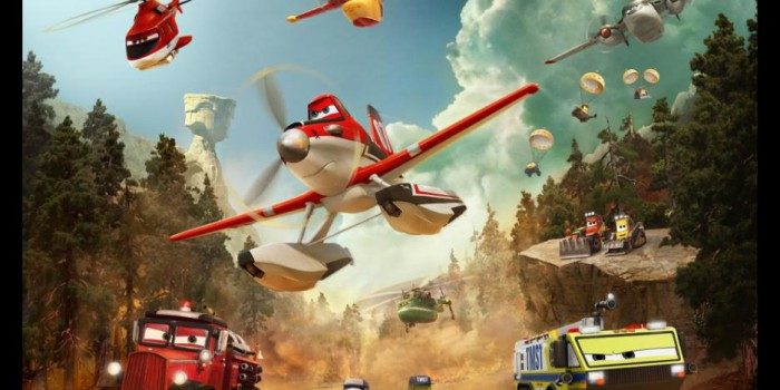 Planes: Fire & Rescue {Review}