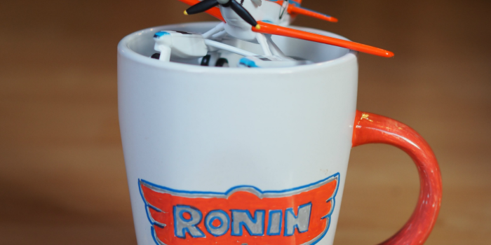 Disney Planes Gift Ideas: DIY Personalized Mug