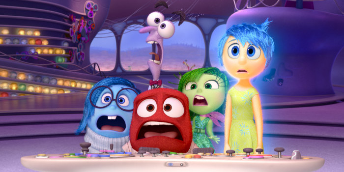 Top 3 Reasons to See Disney Pixar's Inside Out {Plus Printable Kids Activities}