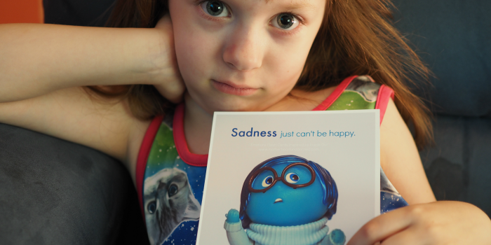 Talking to Kids about Emotions {Inside Out Feelings Flash Cards}