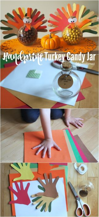 thanksgiving-project-with-the-kids-handprint-turkey-candy-jar-tutorial