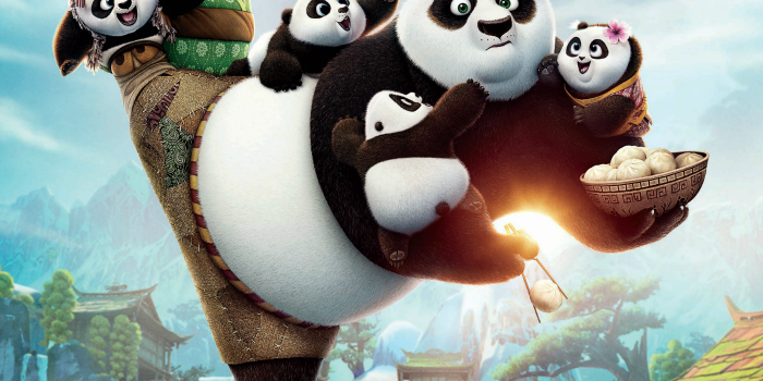 4 Reasons to See Kung Fu Panda 3 {Printable Activities}