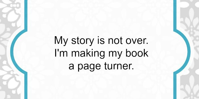 Making Life a Page Turner