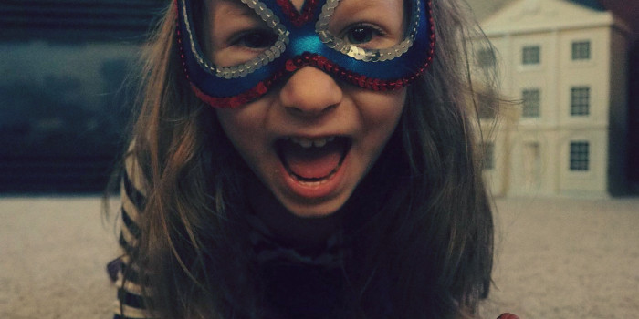 I am a Superhero. Today I share my gifts with the world.
