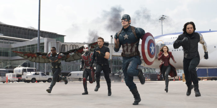 5 Reasons to See Captain America: Civil War