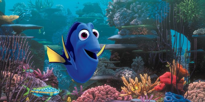 Finding Dory: A Lesson in Positvity {Sea Life Printable Activities}