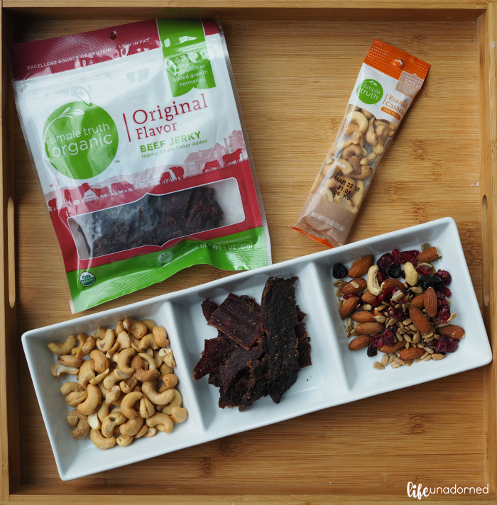 high protein snacks #ad