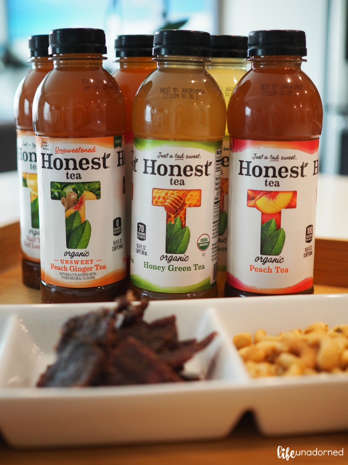 honest tea 2 #ad