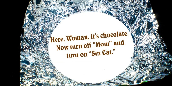 "The Mom Switch: Mom to ""Sex Cat"""