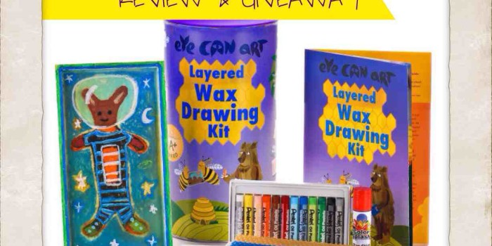 High-Quality Art Kits for Kids {Review}