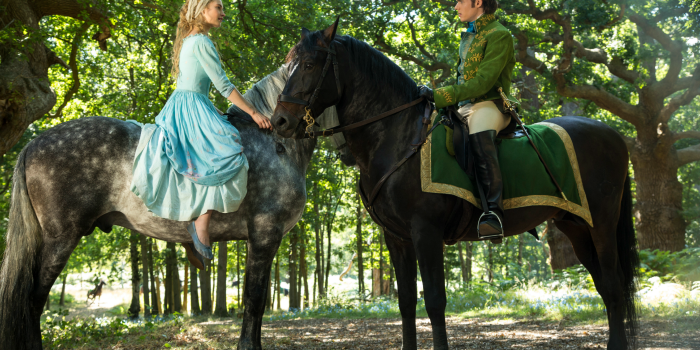 Cinderella and FROZEN Fever in Theaters {Review and Free Printables}