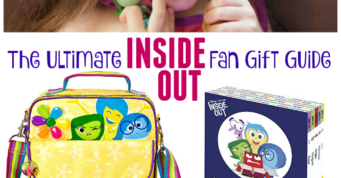 The Ultimate Inside Out Fan Gift Guide