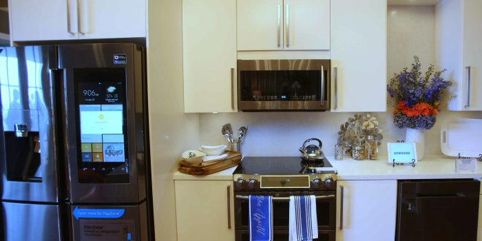 Wi-Fi Enabled Samsung Kitchen Appliances at Best Buy