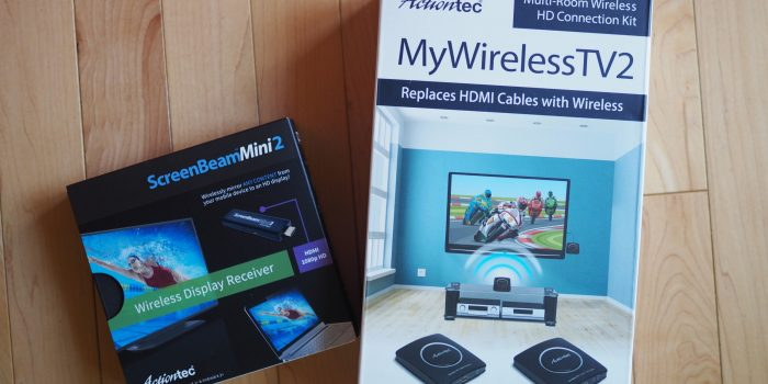 Wireless Entertainment for Family Travel, Plus Clear the Electronics Clutter