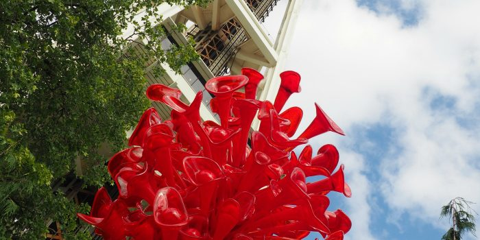 Things to Do in Seattle: Space Needle and Chihuly Garden and Glass