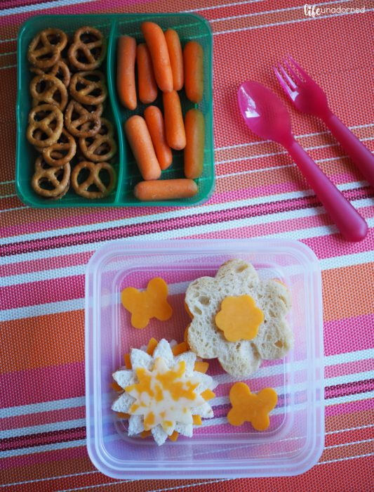 Flower-sandwiches-for-school-lunches