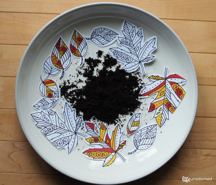 coffee-grounds-in-bowl-with-leaves