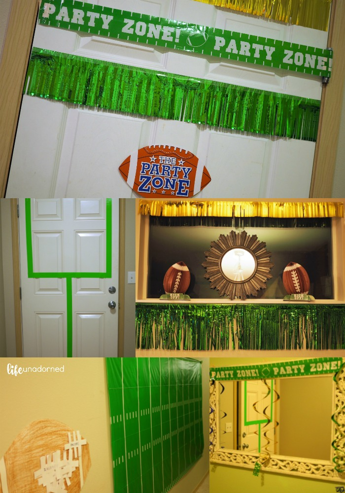 football-party-decor